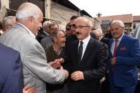 TÜRKİYE EMEKLİLER DERNEĞİ - Bakan Elvan'dan Emeklilere TOKİ Müjdesi