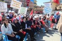 Bakan Eroğlu Aydın'da Vatandaşlara Seslendi Açıklaması 'Evet Deme Sırası Sizde'