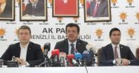 EKONOMİ BAKANLIĞI - Bakan Zeybekci, İhracatçılara Verilecek Yeşil Pasaportun Detaylarını Açıkladı