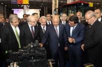 Başbakan Yardımcısı Şimşek Ve Milli Savunma Bakanı Işık, SANKO Standını İnceledi