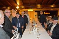HALKLA İLIŞKILER - Başkan Albayrak Huzurevi Sakinleriyle Akşam Yemeğinde Bir Araya Geldi