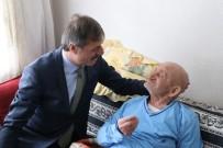 DOSTLUK KÖPRÜSÜ - Başkan Alemdar Bahçelievler'de Evlere Misafir Oldu