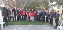 NEVZAT DOĞAN - Başkan Doğan, 'Kardeşlik İçin Evet' Sloganıyla Yürüyen Grupla Buluştu