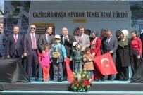 ATATÜRK BÜSTÜ - Başkan Topbaş, Sazlıdere Barajı İle İlgili Konuştu