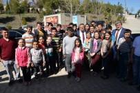 SELIM YAĞCı - Başkan Yağcı'dan Okullara Ziyaret