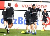 GÖKHAN GÖNÜL - Beşiktaş, Gençlerbirliği Maçı Hazırlıklarını Sürdürdü