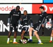 GÖKHAN GÖNÜL - Beşiktaş'ın, Gençlerbirliği Mesaisi Sürdü
