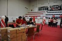 FARABI - BEÜ, 6. Geleneksel Kan Bağışı Kampanyası Başladı