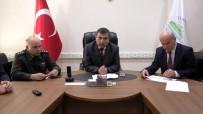 İBRAHIM TAŞDEMIR - Beyşehir'in Güvenliği Masaya Yatırıldı