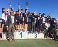 BEDEN EĞİTİMİ - Biga Ortaokulu Atletizm Küçük Erkek Takımı Şampiyon