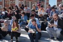 İKTISAT - Bilecik Şeyh Edebali Üniversitesinde Kitap Okuma Etkinliği Düzenledi