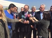 DİZÜSTÜ BİLGİSAYAR - Bilim Sanayi Ve Teknoloji Bakanı Faruk Özlü Açıklaması