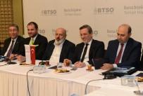 İBRAHIM BURKAY - BMC Yönetim Kurulu Başkanı Sancak Açıklaması