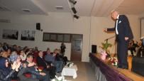 ALI ÖZCAN - Burhaniye'de Bahar Konseri Coşturdu