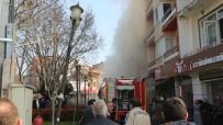 GEÇMİŞ OLSUN - Bursa'da Korkutan Yangın