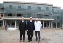 İNŞAAT ALANI - Büyükşehir'den Şükraniye'ye Sağlık Yatırımı