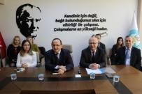 BAŞPıNAR - Büyükşehir Personeline Hizmet İçi Eğitim