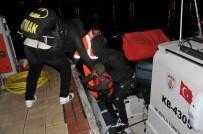 CEZAYIR - Çanakkale'de 57 Kaçak Yakalandı