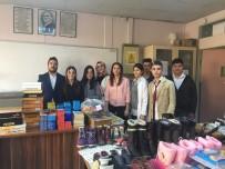 KARDEŞ OKUL - Çaycuma'dan Gürpınar'daki İlkokula Büyük Destek