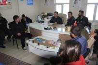 CHP'den Bilgilendirme Toplantısı