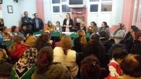 DEMOKRASİ NÖBETİ - CHP Milletvekili Hürriyet, Referandum İçin 'Hayır' Turunda