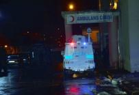 SİLAHLI SALDIRI - Çukurca'da Yaralanan Askerler Hakkari'de Tedavi Altına Alındı