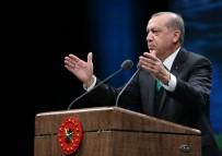 İL BAŞKANLARI - Cumhurbaşkanı Erdoğan'dan 'Tek Adamlık' Açıklaması