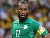 REAL MADRID - Didier Drogba'dan Galatasaray itirafı