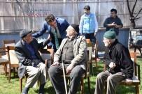 Dursunbey'de Yaşlılar Günü Etkinliği