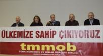 RAYLI SİSTEM - Düşünceli Açıklaması 'T2 Tramvay Hattı Halka Çile Olarak Dönecek'