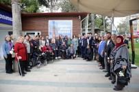 SOSYAL HİZMETLER - Ebru Türel, Engelli STK Temsilcileri İle Buluştu