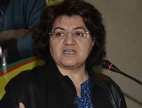 HDP - Emine Ayna evinde gözaltına alındı