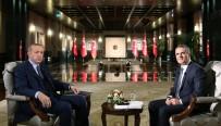 AHMET DAVUTOĞLU - Erdoğan Açıklaması 'Gördüğümüz Durum, Tespit, 'Evet' Oylarının Önde Ve Her Geçen Gün Yükselerek Devam Ettiğidir'