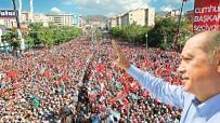 ADALET VE KALKıNMA PARTISI - Erzurum Büyük Buluşmaya Hazırlanıyor