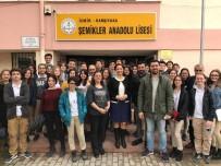 GİRİŞİMCİLİK - Genç MÜSİAD'dan Uygulamalı Girişimcilik Eğitimleri
