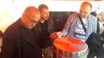 HIZMET İŞ SENDIKASı - Gider, Kepez'de 'Evet' Çadırını Ziyaret Etti