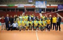 VOLEYBOL TAKIMI - Haliliye Voleybol Takımı, 1. Lig Yolunda Son Virajda
