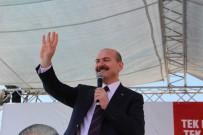İçişleri Bakanı Soylu Açıklaması 'PKK'yı Tarihin Derinliklerine Gömeceğiz'