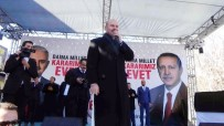 İçişleri Bakanı Soylu Kulp'ta Halka Seslendi