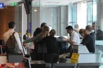 BRITISH AIRWAYS - İngiliz havayolu şirketi 'kabin yasağı'na başladı