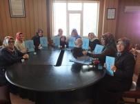 İşitme Engelli Öğrencilerden Müftü Gülmek'e Ziyaret