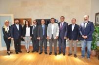 DENİZ TURİZMİ - İsrail Başkonsolosu'ndan Bodrum Belediyesi'ne Ziyaret