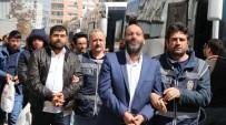 KURUSIKI TABANCA - İzmir'de 'Çete' Operasyonu Açıklaması 47 Gözaltı