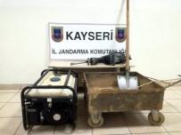 KAÇAK KAZI - Kaçak Kazı Yapan 6 Kişi Yakalandı