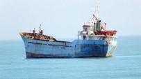 DEMIRLI - Karasu Sahilinde Demir Atan Geminin Sırrı Ortaya Çıktı