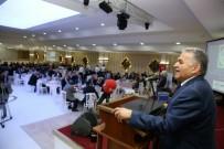 KUYUMCULAR ODASI - Kazancılar Çarşısı Projesi İçin Toplantı Yapıldı