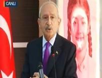 ÇİN - Kılıçdaroğlu Afyonkarahisar'da konuştu