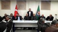 ABDULLAH ÇELIK - Kilis'te Mahalle Muhtarlarına Bilgilendirme Toplantısı