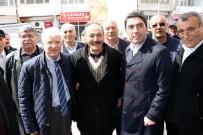 HEKİMHAN - Kiraz, Kuluncak İlçe Başkanlığını Ziyaret Etti