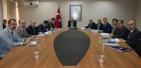 İL GENEL MECLİSİ - KÖYDES Tahsisat Komisyonu Toplandı